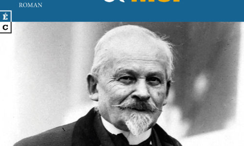 Un roman historique sur le premier voyage d'Emile Coué aux USA