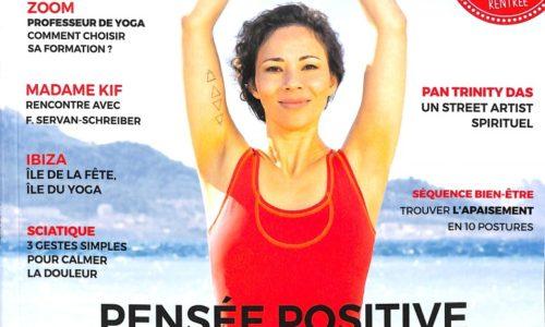 Couverture de Esprit Yoga n° 45